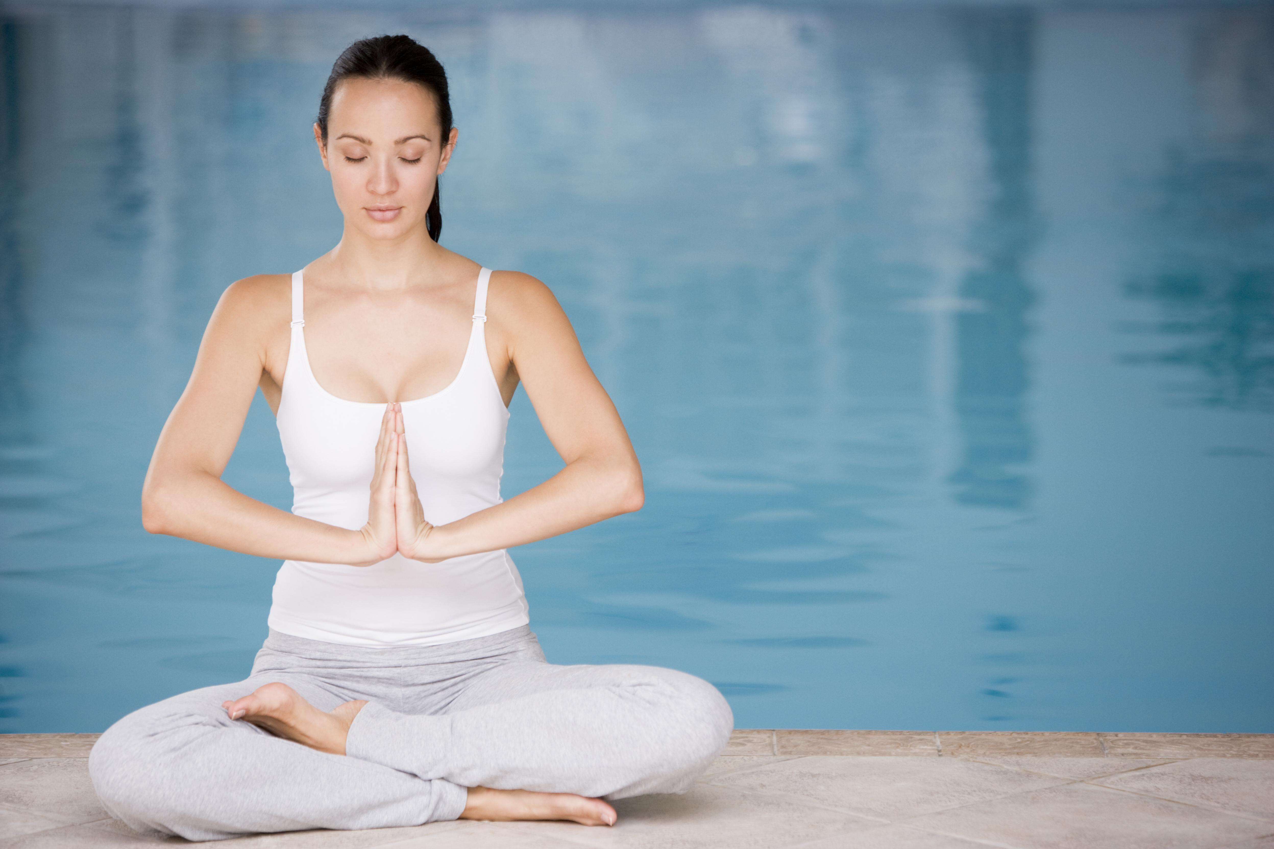 Медитации Йога Для Похудения.