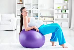 гимнастика во время беременности