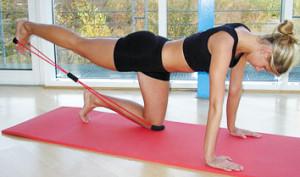 Упражнения для выпрямления осанки для детей