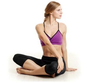 позы йоги для спины в картинках