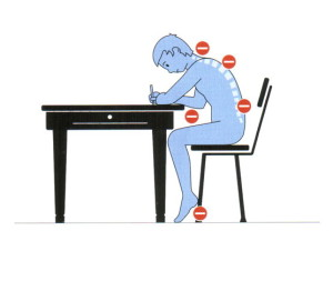 Упражнения для позвоночника в домашних рисунки