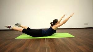 Упражнения для лечения позвоночника картинки