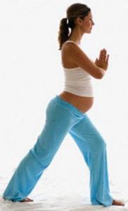 какие упражнения делать при беременности
