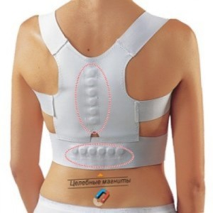 магнитный корректор спины