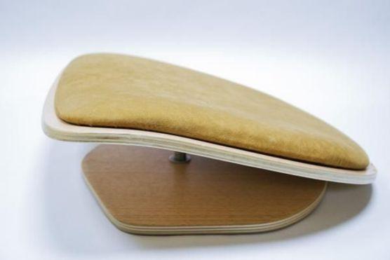 ортопедический стул вид